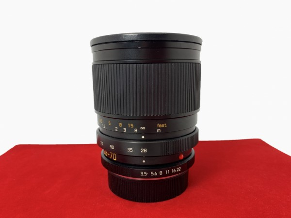 [USED-PJ33] Leica 28-70MM F3.5-4.5 Vario-Elmar-R Lens, 90% Like **OPTICAL FOGGING**New Condition (S/N:3625973)