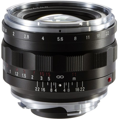 Voigtlander 40mm F1.2 Nokton Aspherical Lens (For Leica M-Mount)