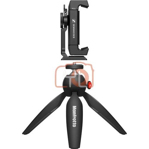 Sennheiser Mobile Kit Mini Tripod and Smartphone Clamp for Mobile Recording