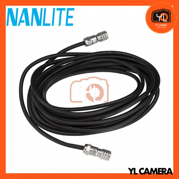 Nanlite CB-FZ-5 Forza Head Extension Cable (5M)