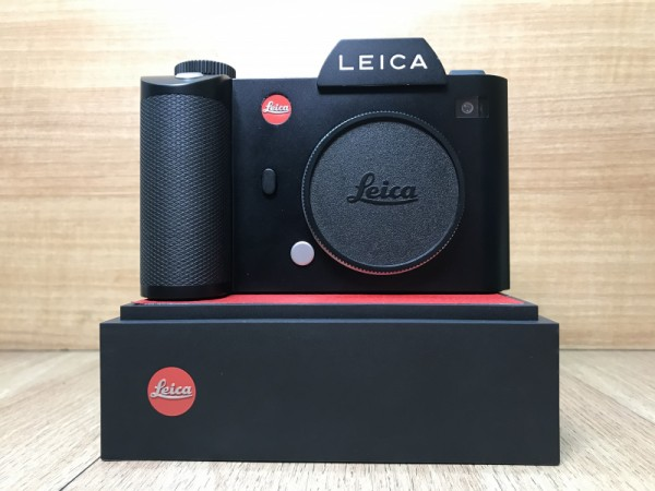 [USED @ YL LOW YAT]-LEICA SL Camera Body [ Typ 601 ],85% Condition Like New,S/N:4964909