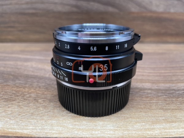 [USED @ YL LOW YAT]-Voigtlander 35MM F1.4 Nokton Classic S.C. VM For Leica M,90% Condition Like New,S/N:08563675