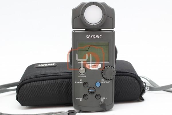 [USED-PUDU] Sekonic Prodigi Color C-500 Color Meter 95%LIKE NEW CONDITION SN:000133