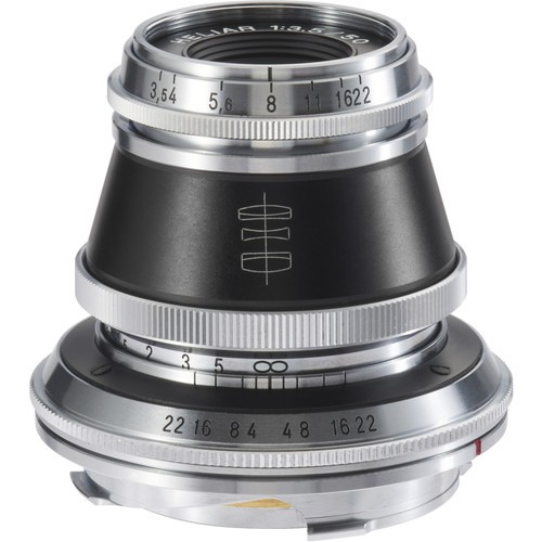 Voigtlander 50mm F3.5 Heliar Lens (For Leica M-Mount)