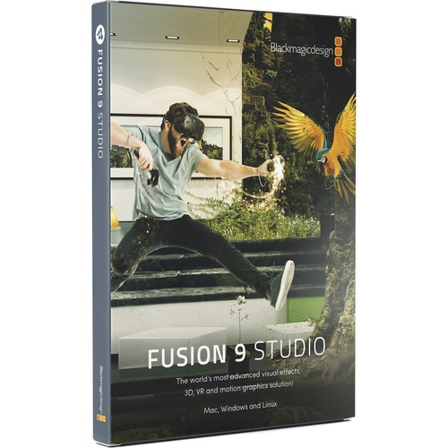 Blackmagic Design Fusion Studio Multi Pack 10