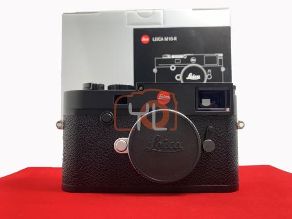 [USED-PJ33] Leica M10-R Body (Black) 20002, 98% Like New Condition (S/N:S5653539)