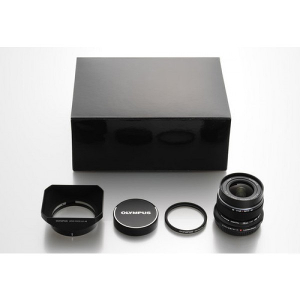 Olympus 12mm F2 M.Zuiko (Black) - Limited Edition