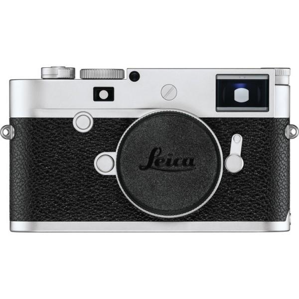 Leica M10-P Digital Rangefinder Camera - Silver (20022)