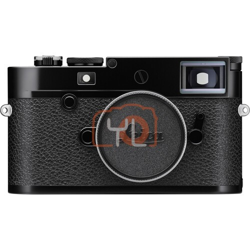 Leica M10-R - Black Paint Finished (20062)