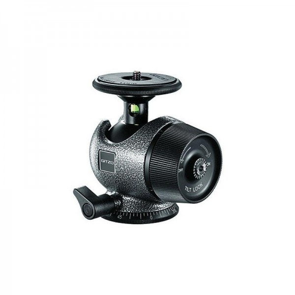 (MCO Offer) Gitzo GH2780 Center Ball Head with Bubble Sphere
