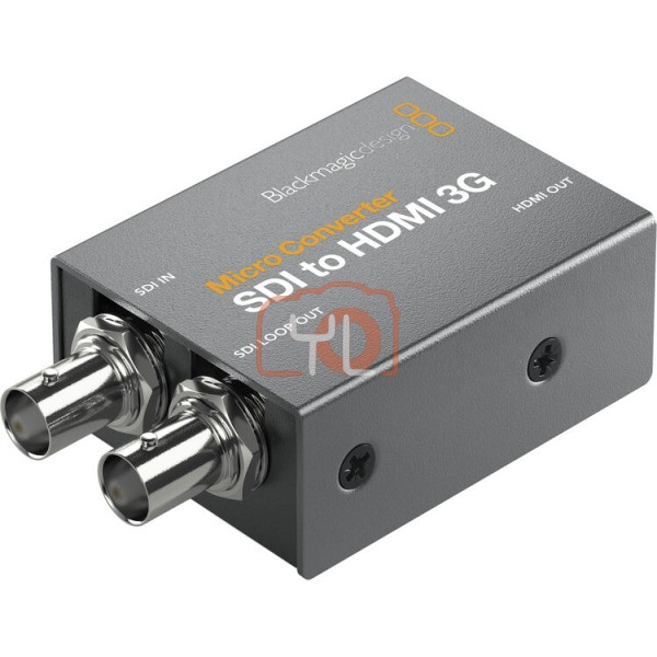 Blackmagic Design Micro Converter SDI to HDMI 3G (with Power Supply)