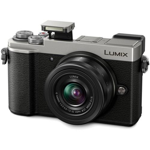 Panasonic Lumix DC-GX9 W12-32mm (Silver)