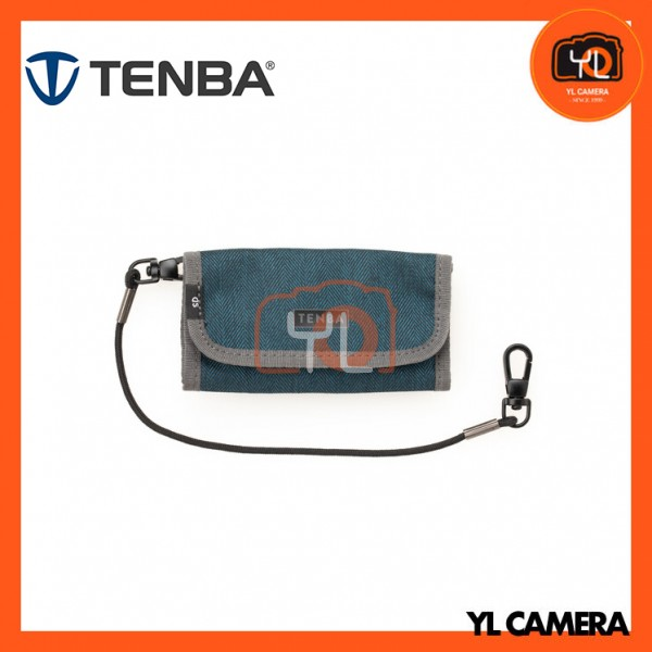 Tenba Tools-Series Reload SD Card Wallet (Blue)