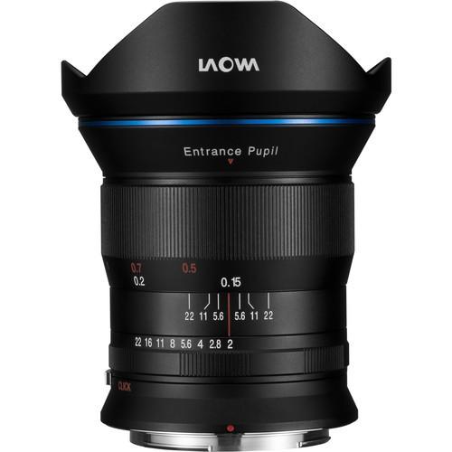 Laowa 15mm f/2 FE Zero-D Lens (Nikon Z)