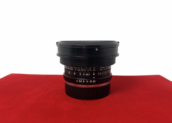 [USED-PJ33] Leica 21MM F4 Super-Angulon-R, 75% Like New Condition (S/N:3160452)