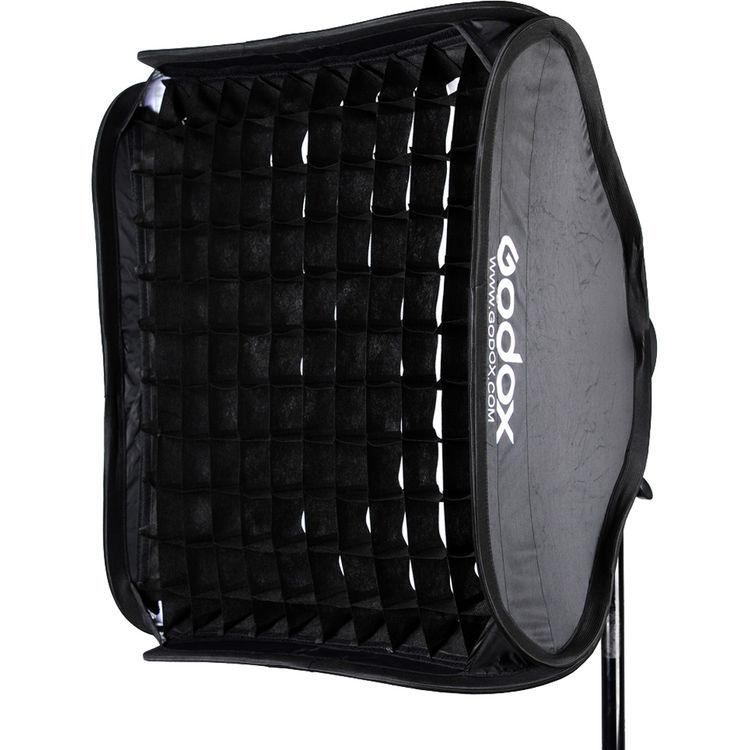 GODOX SFGV 40x40cm Softbox Whit S Type Bracket
