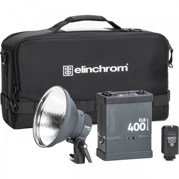 (SPECIAL DEAL) Elinchrom ELB 400 Pro To Go Kit