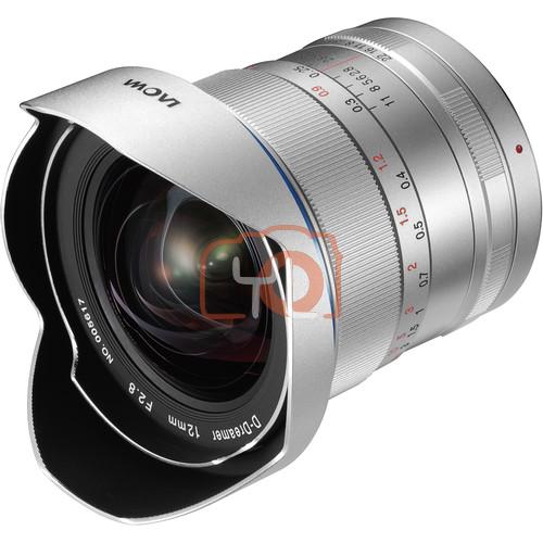 Laowa 12mm f/2.8 Zero-D (Silver) Pentax K