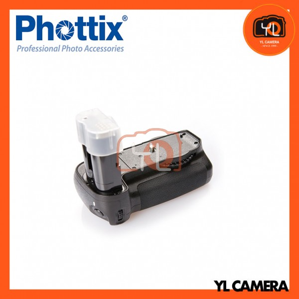 Phottix BG-D90/D80(MB-D80) Battery Grip for Nikon D80 & D90