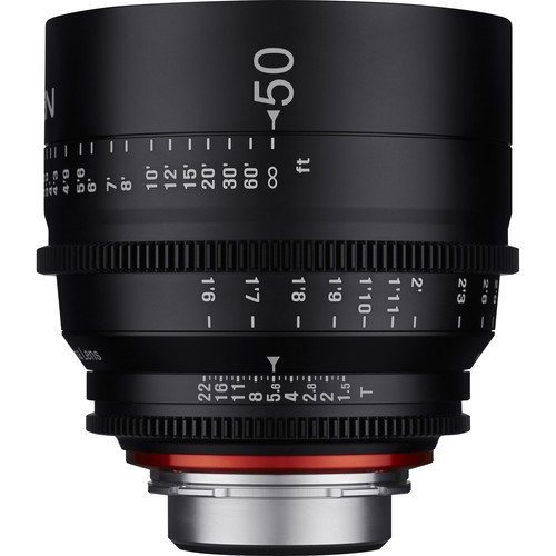 Samyang Xeen 50mm T1.5 Lens for Nikon F Mount