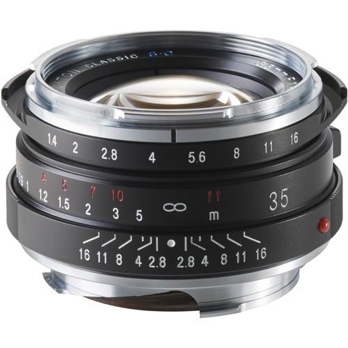 Voigtlander Nokton Classic 35mm F1.4 SC Lens (For Leica M-Mount)