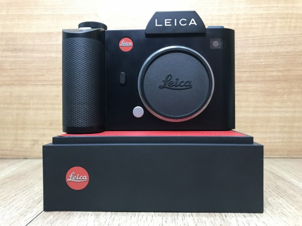 [USED @ YL LOW YAT]-LEICA SL Camera Body [ Typ 601 ],80% Condition Like New,S/N:4967403