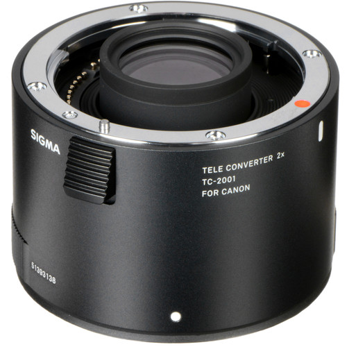 Sigma TC-2001 2x Teleconverter (Nikon)