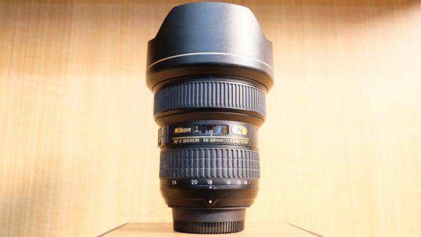 [USED @ YL LOW YAT]-NIKON 14-24MM F2.8G AFS ED Lens,80% LIKE NEW CONDITION (SN: 483163)