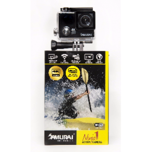 Samurai Ninja 1 4k Action Camera