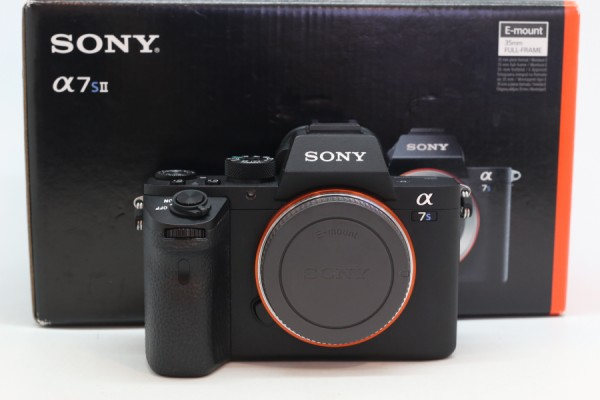 [USED-PUDU] SONY A7S II CAMERA BODY 95%LIKE NEW CONDITION SN:4480764