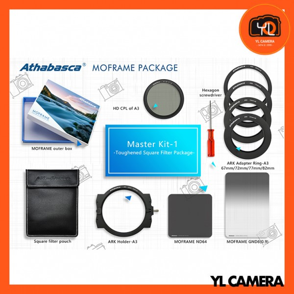 Athabasca Moframe Standard Kit 1 Package Set 100mm