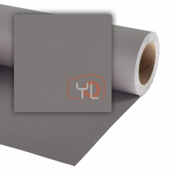 Colorama Paper Background 2.72 x 11m Mineral Grey