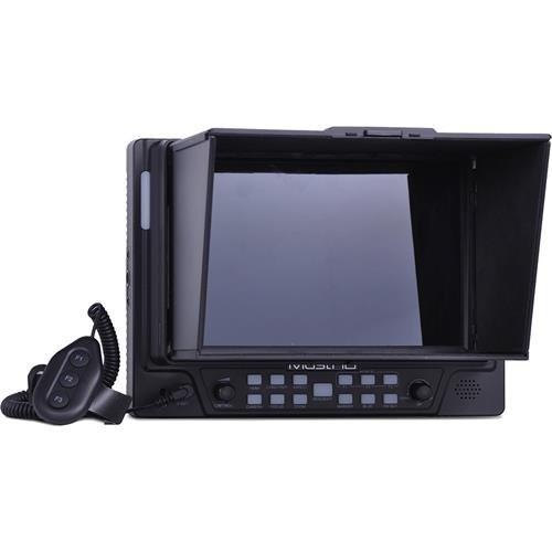 MustHD M702S 4K 3G-SDI & HDMI IPS On-Camera Monitor