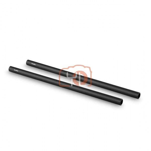 SmallRig 870 15mm Carbon Fiber Rod - 20cm 8 inches (2pcs)