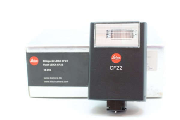 [USED-PUDU] Leica CF 22 Flash 95%LIKE NEW CONDITION SN:027162