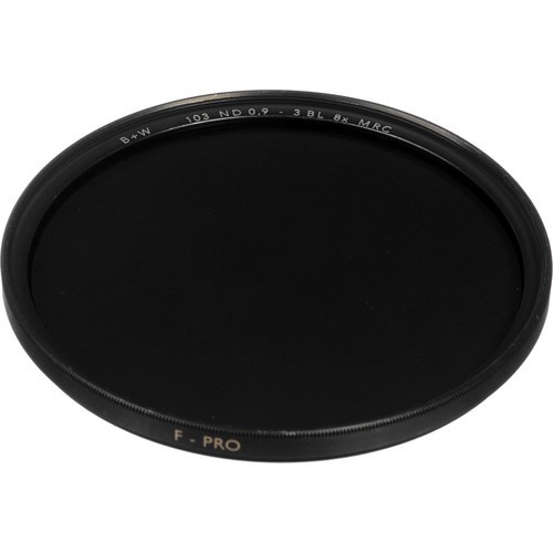B+W 58mm MRC 103M ND 0.9 Filter (3-Stop)