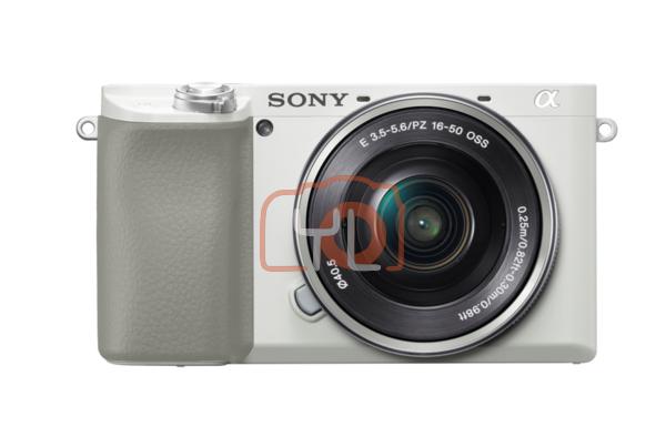 Sony a6100 + E 16-50mm F3.5-5.6 PZ OSS (White) [Free Sony 16GB 94MB , Sec SD Card ]