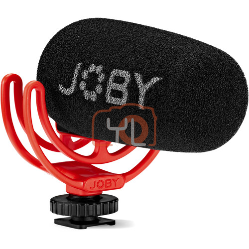 JOBY Wavo On-Camera Vlogging Microphone JB01675-BWW