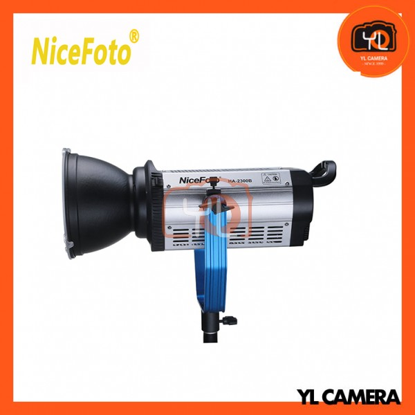 NiceFoto HA-2300B 230W 5500K Daylight COB LED Video Light