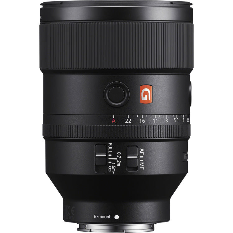 Sony FE 135mm F1.8 GM (SEL135F18GM)