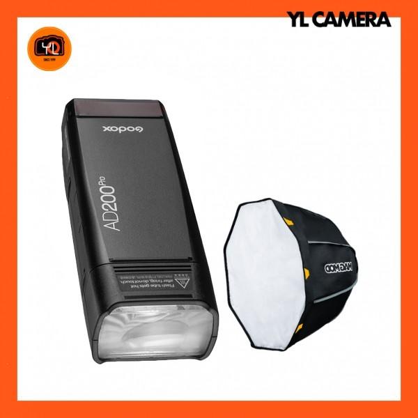 Godox AD200Pro TTL Pocket W/ MagBox 24 Octa Starter Kit