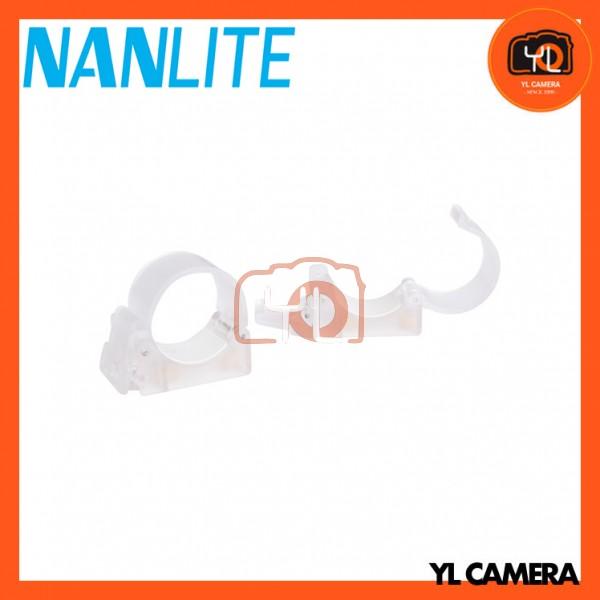 Nanlite HD-T12-1-C PavoTube Transparent Polycarbonate Clip