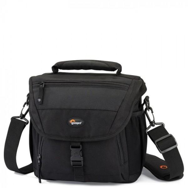 Lowepro Nova 170 AW Camera Bag (Black)