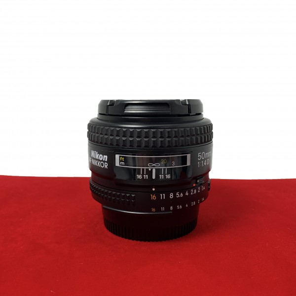 [USED-PJ33] Nikon 50MM F1.4 AFD, 90% Like New Condition (S/N:6131218)