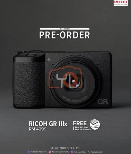 RICOH GR IIIx