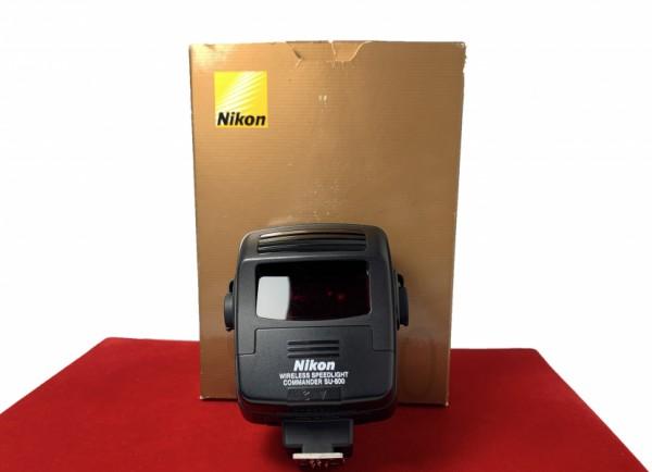 [USED-PJ33] Nikon SU-800 Wireless Speedlight Commander, 95% Like New Condition (S/N:2030997)