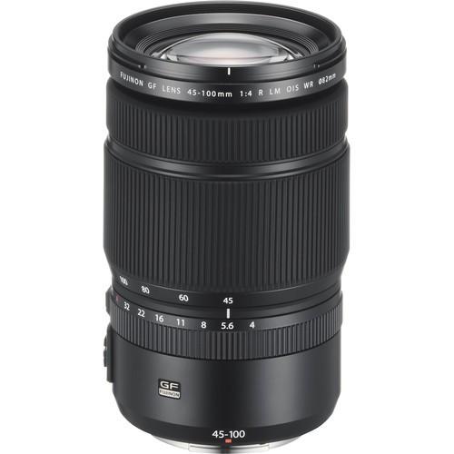 Fujifilm GF 45-100mm F4 R LM OIS WR