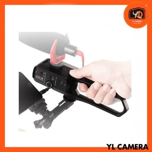 LensGO D1L Audio Adapter for Camera/Smartphones/Camcorder