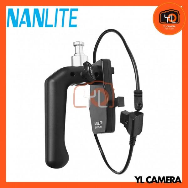 Nanlite BH-FZ60-V V-Mount Battery Grip for Forza 60/60B