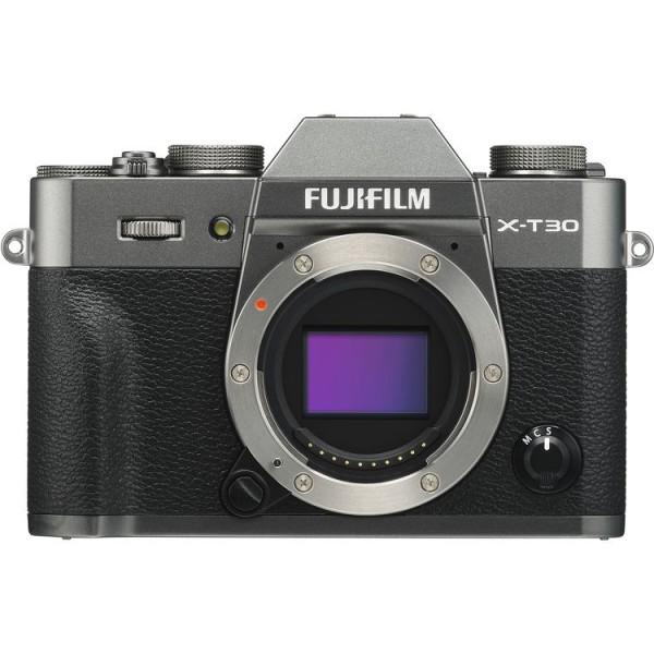 Fujifilm X-T30 (Charcoal) [Free 32GB SD Card]